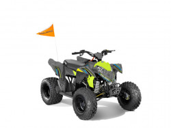 Polaris Outlaw 110 – Lime Squeeze · 2021