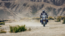 Yamaha Super Ténéré 1200ZE Raid Edition