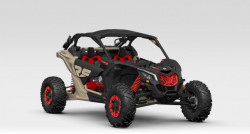 Can-Am Maverick X RS SA Turbo RR INT · 2021