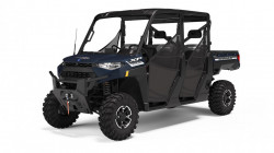 POLARIS RANGER CREW XP 1000 EPS STEEL BLUE T