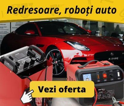 Redresoare si Roboti auto