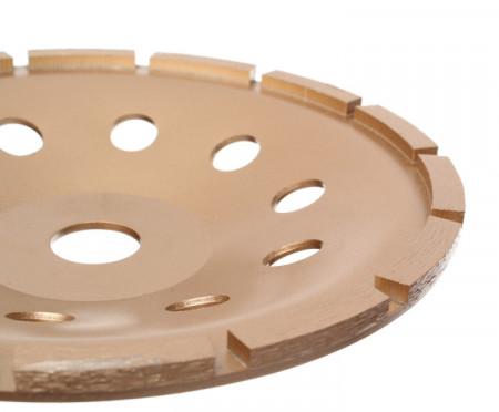 Disc diamantat pentru slefuit 180mm x 22.2mm KraftDele KD1955