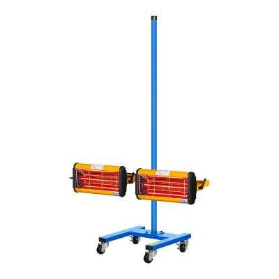 Lampa uscator auto cu infrarosu 2 lampi 2200W 2.13m IR-DRYER2000.2 MSW 10060344
