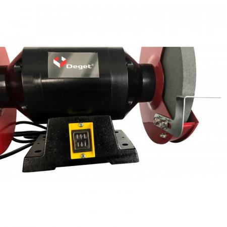 Polizor Dublu de Banc 350W 200+200mm2950rot/min VERKE V08035