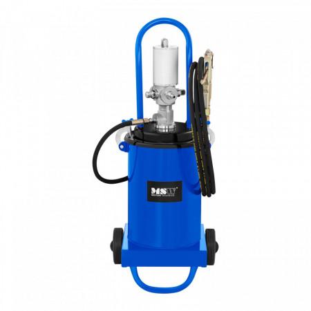 Pompa de gresat pneumatica mobila 12L 320bari PRO-G 12 MSW Germania