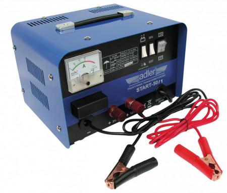 Redresor 12/24V cu functie de asistare la pornire rapida START-50/1 MA580.050
