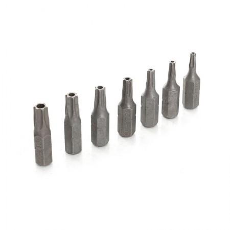 Set de biți torx și chei stelate 30 elemente KraftDele KD10242 TBC
