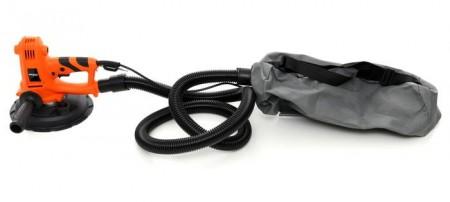 Slefuitor pentru pereti cu sistem aspirare 1400W KraftDel KD1539 TBC