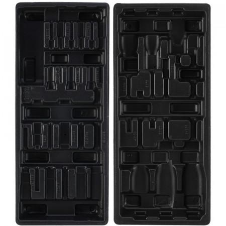 Carucior depozitare unelte cu 7 sertare, pentru atelier VERKE V33100A