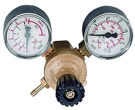 Ceas mini regulator co2 si argon 315 bari 0-12 l/minut Adler MA0024.2