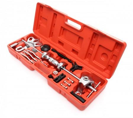 Dispozitiv extragere rulmenti 13 elemente KraftDele KD10175 TBC