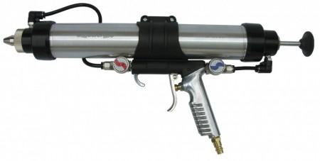 Pistol pneumatic pentru aplicat silicon ADLER AD-2033 INDUSTRIAL 3in1