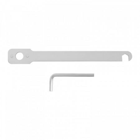 Polizor unghiular (flex) 230mm 2200W 6300 rpm MSW-EAG2200 MSW 10061036