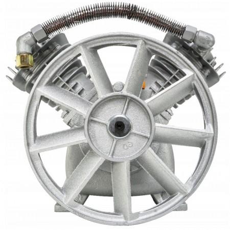 Pompa compresor de aer cu 2 pistoane 250l/min 2.2kW V2065 VERKE V81132