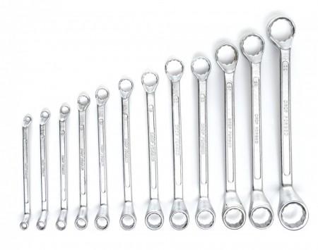 Set chei inelare combinate 12 piese 6-32mm KraftDele KD10927 TBC