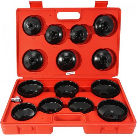 Trusa chei filtru de ulei 15 piese V86210 VERKE