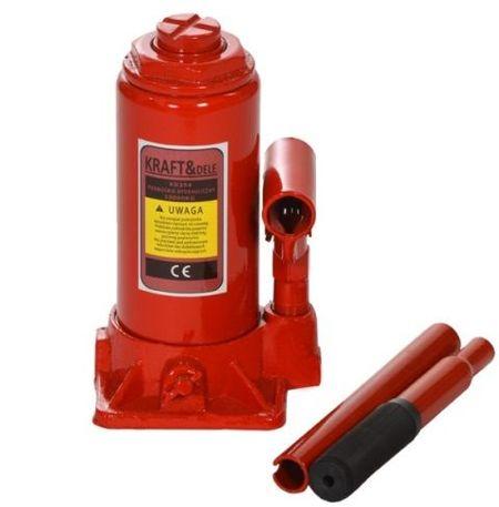 Cric hidraulic tip butelie 10T 127mm KraftDele KD394