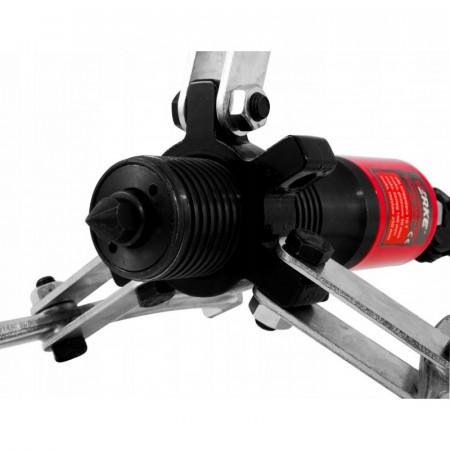 Extractor presa pentru rulmenti hidraulica 10 tone VERKE V84811