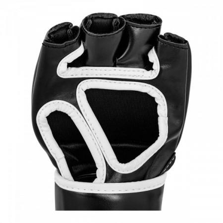 Manusi MMA dimensiunea S/M negre fara degete GR-GGR S/M 10230137 Gymrex