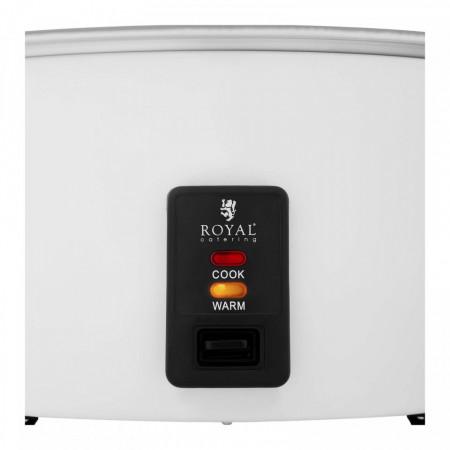 Oala electrica de orez - 10 litri 1550 W RCRK-10L Royal Catering
