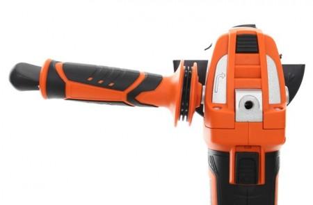 Polizor unghiular (flex) cu acumulator KRAFT&DELE PROSERIES KD1771, 18V, 7500 RPM, 115 mm + ACUMULATOR 4Amperi