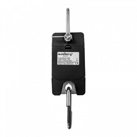 Cantar de macara - 300 kg / 100 g negru SBS-KW-300SW 10030130 Steinberg