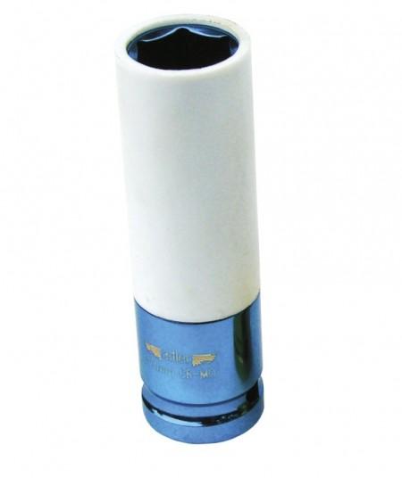 "Cheie tubulara de IMPACT 1/2"" aluminiu 17mm  ADLER MA3511.17"