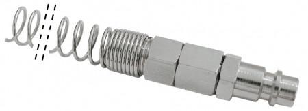 Conector tata furtun cu arc 6x4 mm MA0136.53