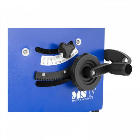 Fierastrau circular cu masa 900W 4800rpm reglabil unghi C-SAW210 MSW 10060406