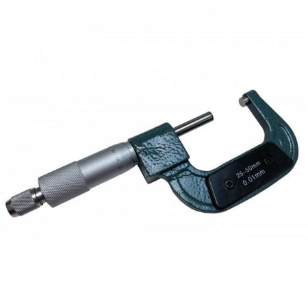 Micrometru mecanic cu contor de 25-50mm precizie 0,01mm VERKE V86006