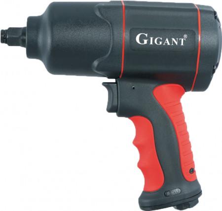 "Pistol impact pneumatic 1450 Nm 1/2"" 7500rpm Giant GT-745"