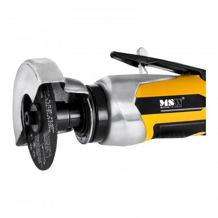 Polizor pneumatic pentru taiere cu disc 76 mm MSW-PAC3 10060421