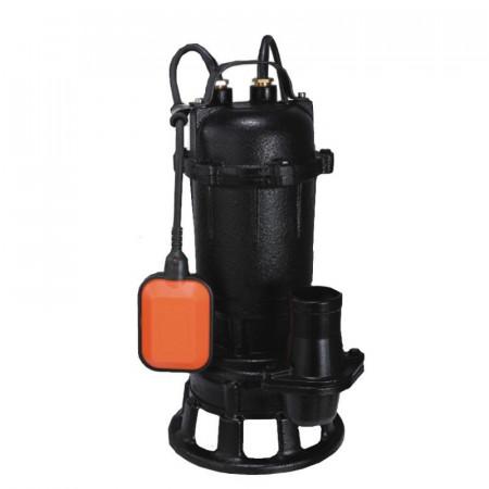 Pompa apa murdara sumersibila cu tocator si plutitor 3200W KD765 KraftDele