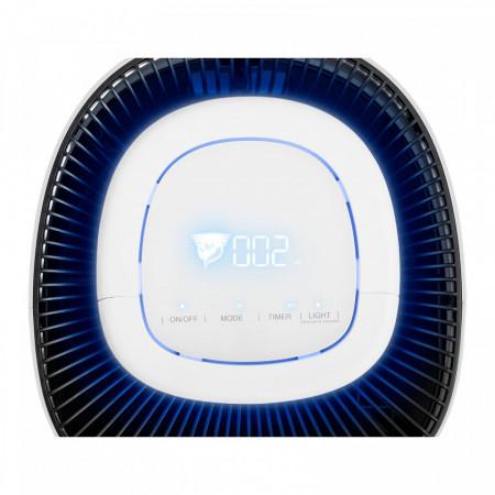 Purificator de aer 50mp 3 filtre 400 m3/h UNI_AIR PURIFIER_02 10250430 Uniprodo