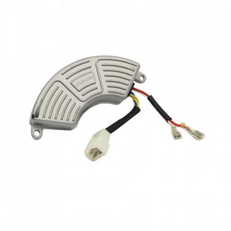 Regulator de tensiune AVR 5-7 kW carcasa aluminiu B-AVR57AL