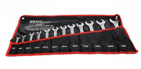 Set chei combinate 12 elemente 6-32mm KraftDele KD10934