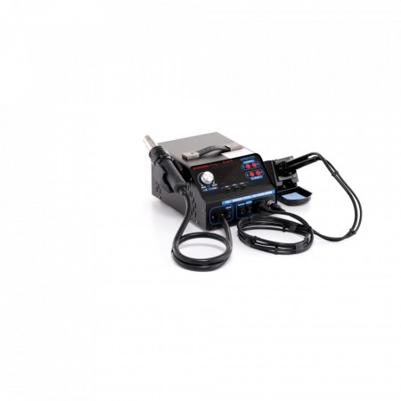 Statie de lipit cu aer cald 5 in 1 75+550 W 480C S-LS-6 Stamos 10020999