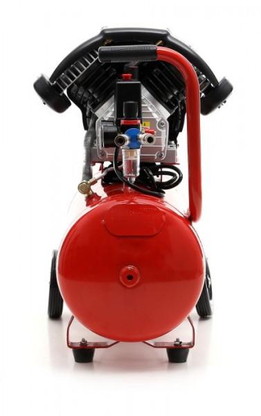 Compresor de aer industrial 50litri, 3kW, 2 CILINDRI KraftDele KD1479