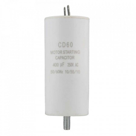 Condensator de pornire 100uF 450V AC B-CP.100uF.AC.450 Barracuda