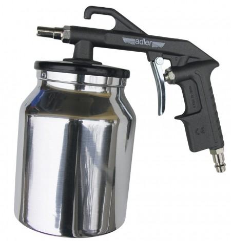 Pistol de antifonat pneumatic Profesional Italia ADLER AD-0205.5