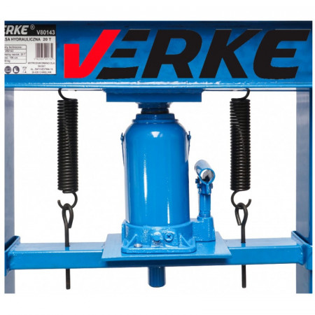 Presa hidraulica pentru rulmenti 20 tone Verke V80143