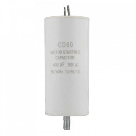 Condensator de pornire 400uF 450V AC B-CP.400uF.AC.450 Barracuda