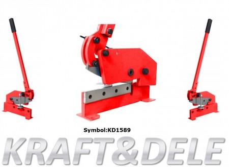 Ghilotina foarfeca de tabla HS-8 200 mm KraftDele KD1589