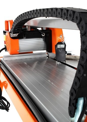 Mașină electrica de taiat piatra gresie 90 cm 800W inox KraftDele KD559