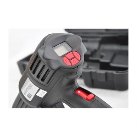 Suflanta cu aer cald tip pistol 2000W reglaj LCD KraftDele KD581