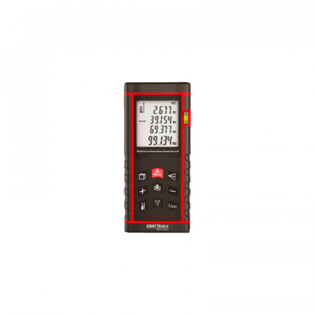 Telemetru laser profesional 0,05-100m ±1.5 mm KD10408 KraftDele