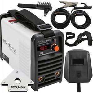 Aparat de sudura Invertor Afisaj electronic MMA 300A KraftDele KD1853