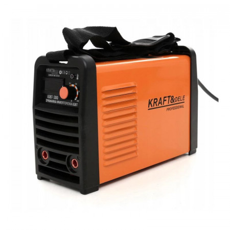 Aparat de sudura Invertor electronic MMA 300A IGBT LCD KD1838 KraftDele