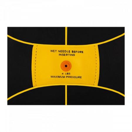 Para Box de viteza Speed Ball Negru 180x350mm GR-SB 710 10230076 Gymrex