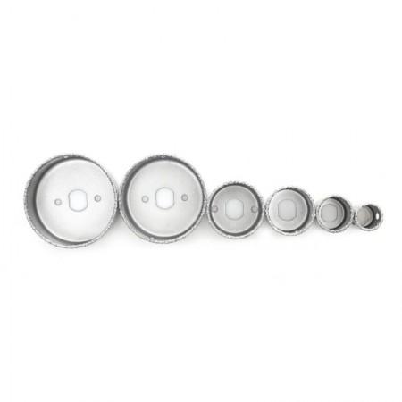 Set freze pentru beton diamantate 9 piese KraftDele KD10285